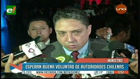 Ministro Arce: Bolivia insta a Chile a cumplir fallo de la CIJ y obligaciones internacionales
