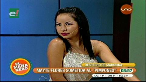 "Mayté Flores: Un mañanero a ""calzón quitao"" y nuevo tema musical en Brasil"