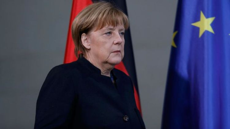 Angela Merkel, canciller de Alemania (Reuters)