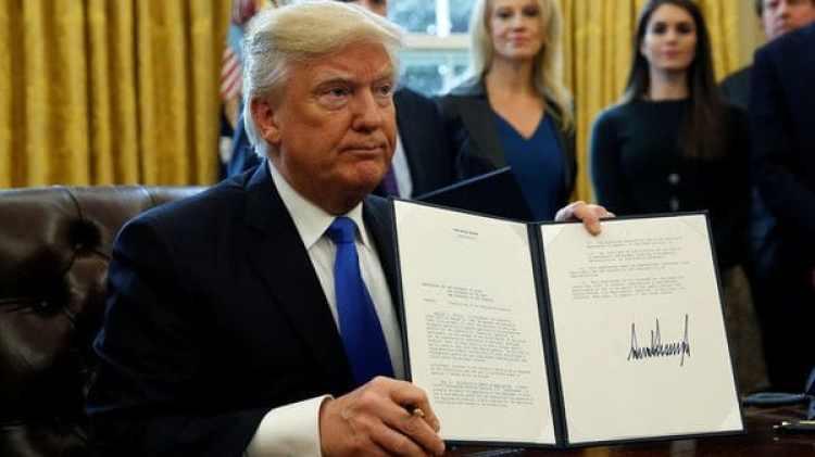 Estados Unidos anunció formalmente su retirada del Acuerdo de París. (AFP)