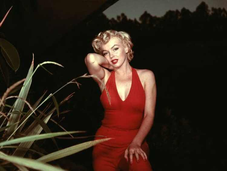 Marilyn, en 1954 (Getty Images)