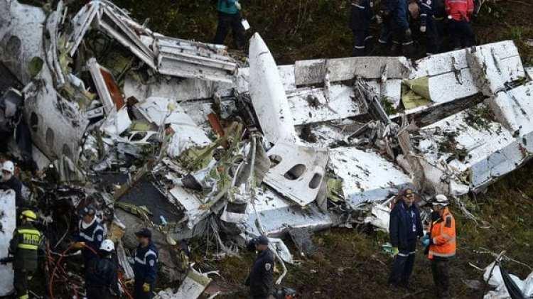 Fallecieron 71 personas en la tragedia y solo hubo seis sobrevivientes (AFP)