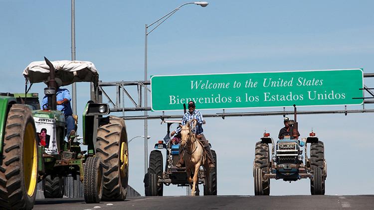 EE.UU. demanda más campesinos mexicanos a pesar de las políticas de Trump