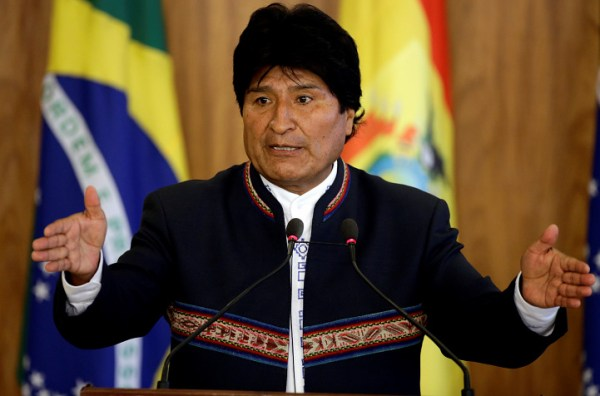 Evo Morales,Bolivia, referndum