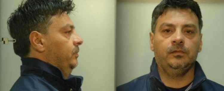 Mario Luciano Romito, el capo mafia asesinado este miércoles (Policía italiana)