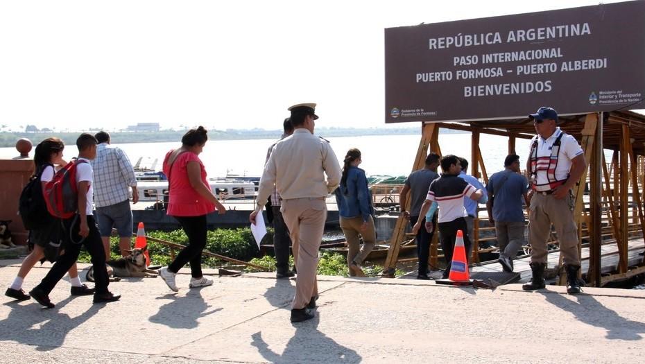 El Gobierno extrema los controles en la frontera para evitar que ingresen votantes truchos