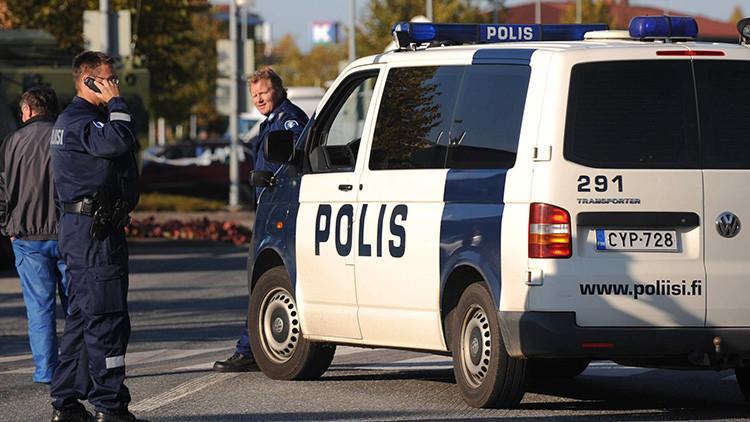 Finlandia: Reportan apuñalamientos y disparos en la ciudad de Turku (FOTO)
