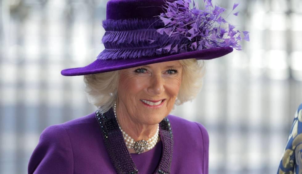 La duquesa de Cornualles, Camilla Parker Bowles, el pasado mes de marzo en Londres.