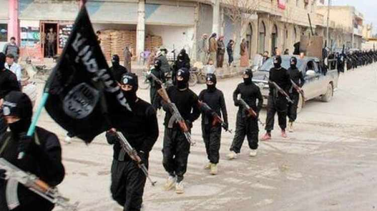 Combatientes de ISIS