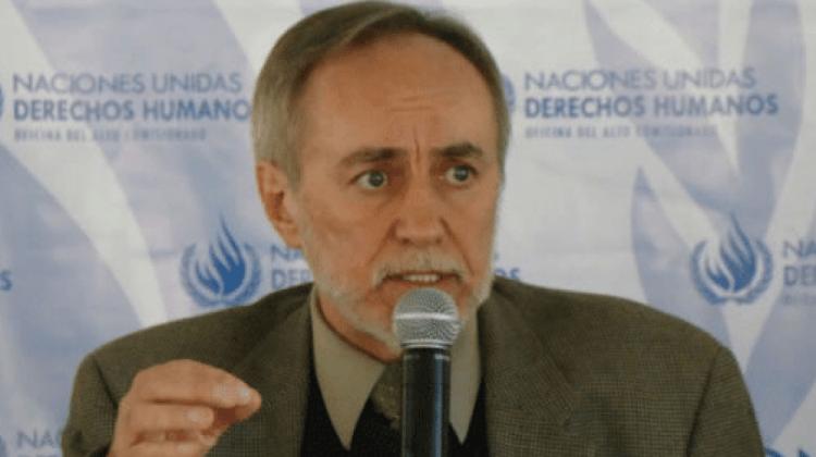 Resultado de imagen de - El representante de la Oficina del Alto Comisionado de las Naciones Unidas para los Derechos Humanos, Denis Racico