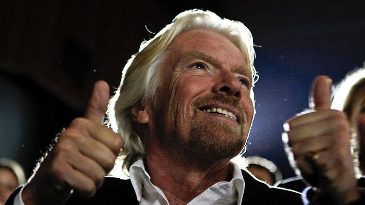 El multimillonario Richard Branson revela una simple pregunta que nos ayudará a ser exitosos