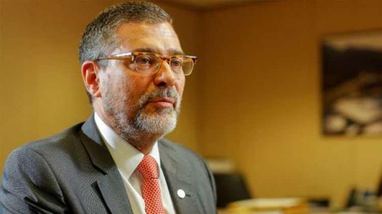 Paulo Pedrosa, vocero del Ministerio de Minas y Energía