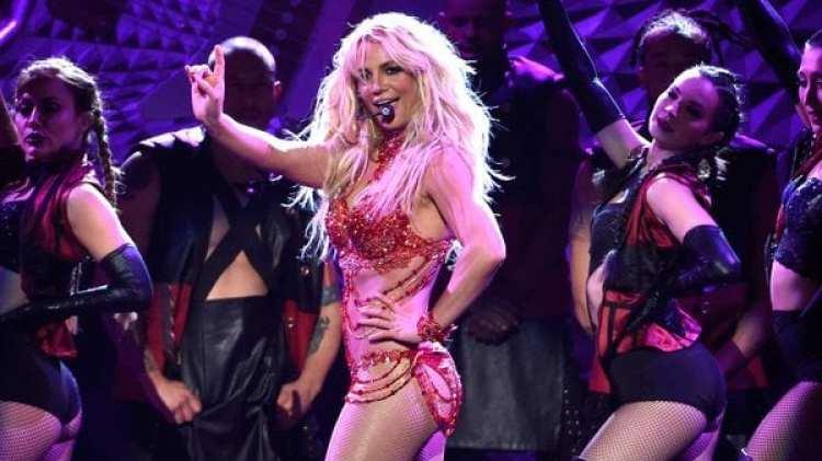 Britney Spears(AP)