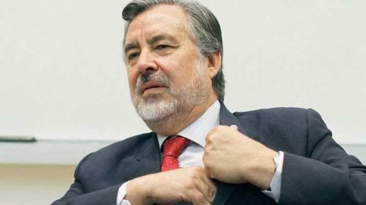 Alejandro Guillier, candidato a la presidencia de Chile por el oficialismo
