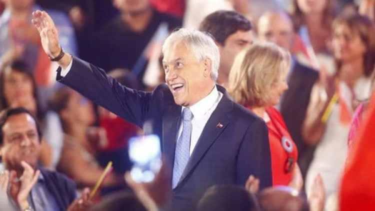 Sebastián Piñera, favorito a ganar las elecciones de este año