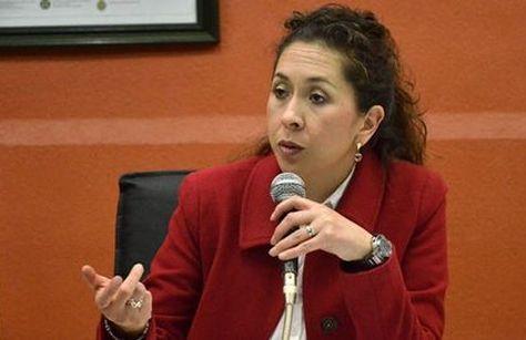 Alexandra Moreira, exministra de Medio Ambiente y Agua. Foto: archivo - La Razón