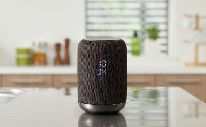 El HomePod de Sony con Google Assistant