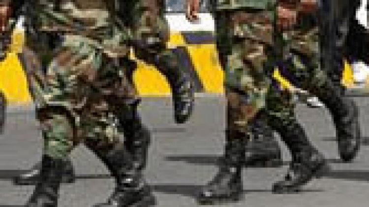 Militares Bolivia