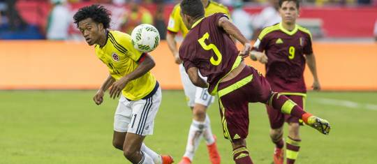 Image result for venezuela vs colombia