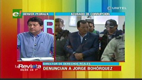 """Abogado Pedraza: """"Bohórquez estuvo involucrado en el secuestro, violación y asesinato de Yaritza Méndez"""""""
