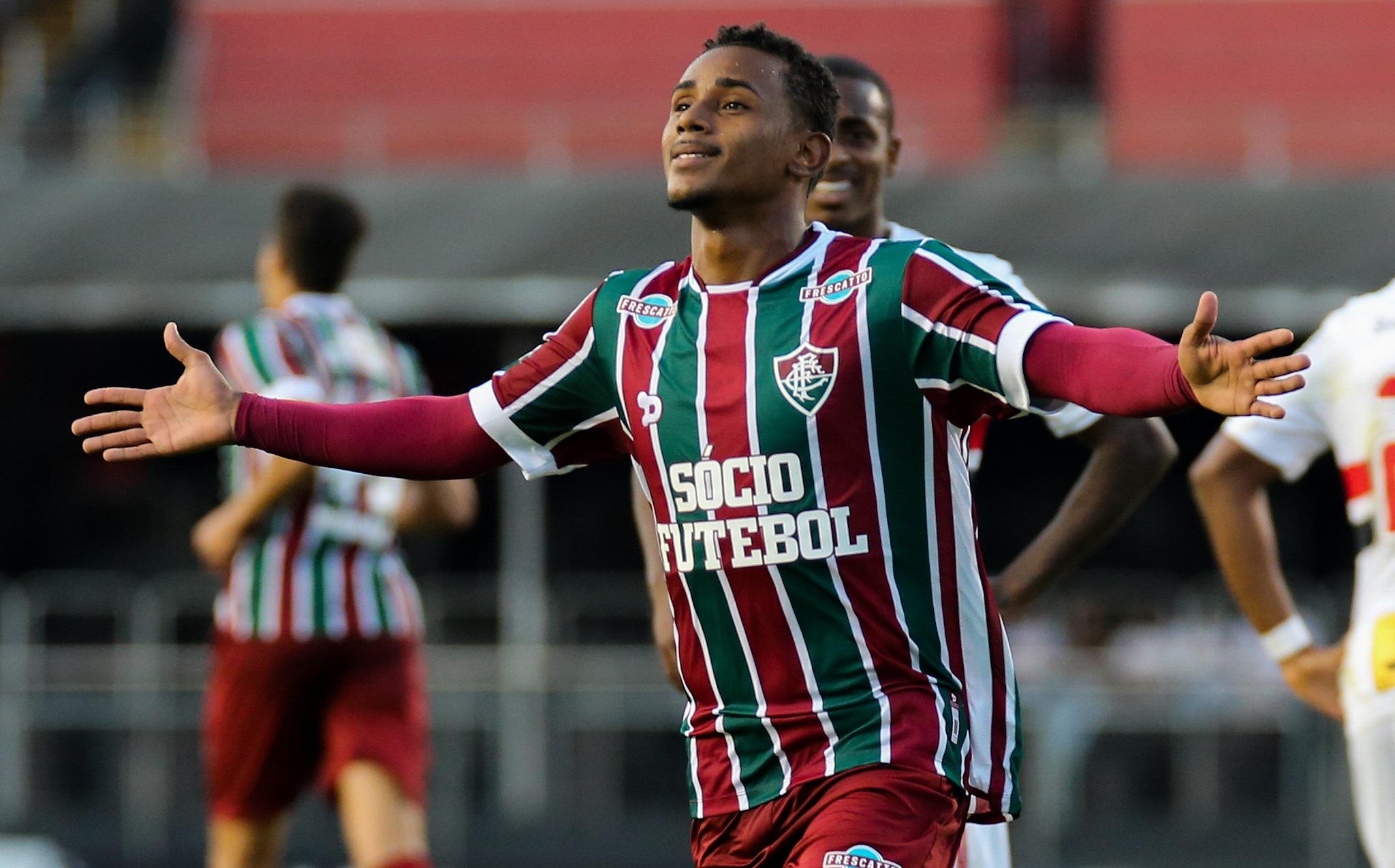 PSG tiene un acuerdo para fichar a Wendel, del Fluminense