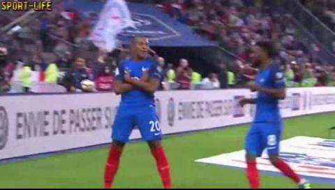 Holanda cayó con Francia y esta a un paso de quedar sin Mundial