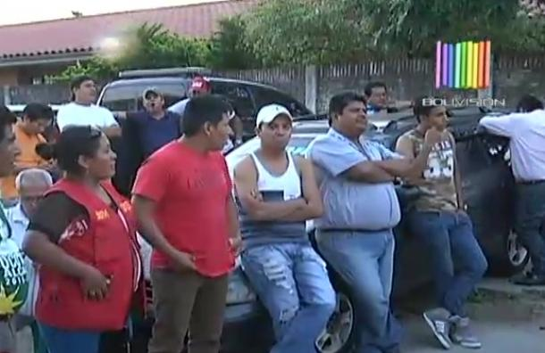 Protestas en Tráfico y Transporte
