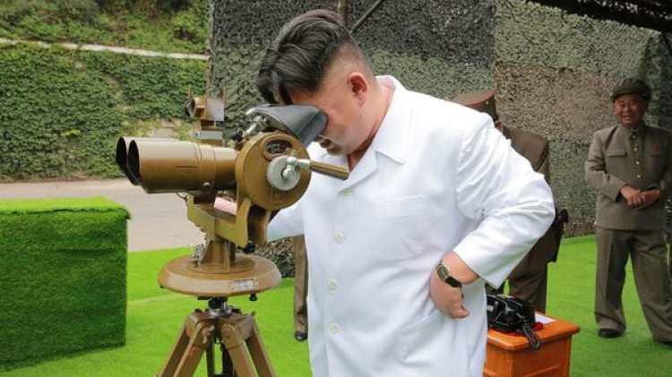 Kim Jong-un llegó al poder en 2011 y potenció el programa nuclear y misilístico (AFP)