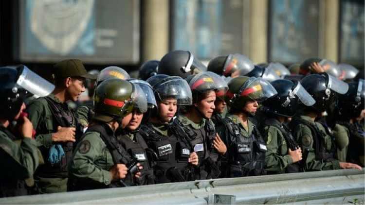 Luisa Ortega Díaz llamó al Ejército a respetar la Constitución (AFP)