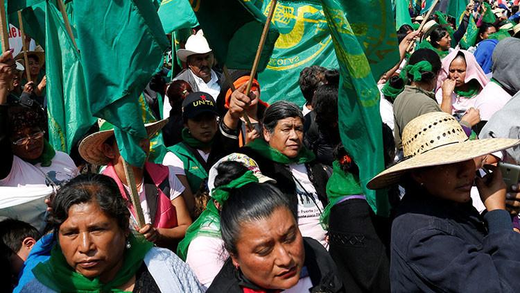 La violencia sexual se ensaña en México contra las mujeres indígenas