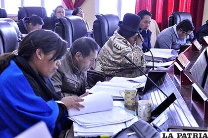 Resultado de imagen de Asambleístas  de la Gobernación de Oruro