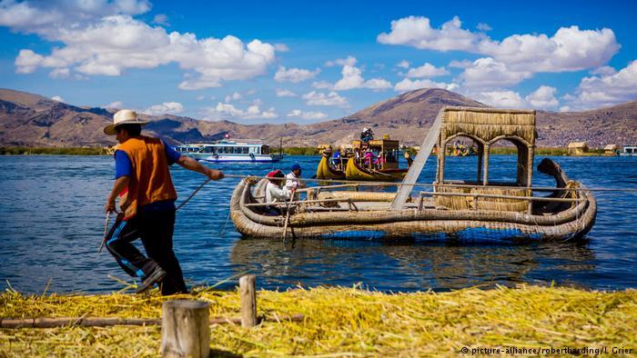 Peru Titcacasee (picture-alliance/robertharding/L Grier)