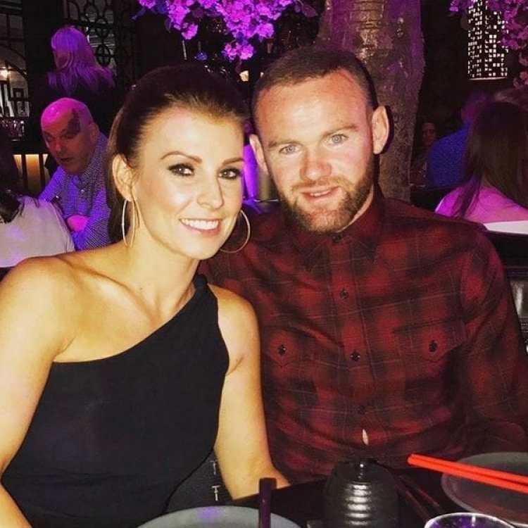 Coleen le habría expresado a Rooney su enojo por lo sucedido