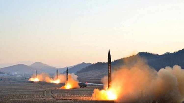 Las pruebas de misiles de Corea del Norte inquietan a todo el mundo (NA)