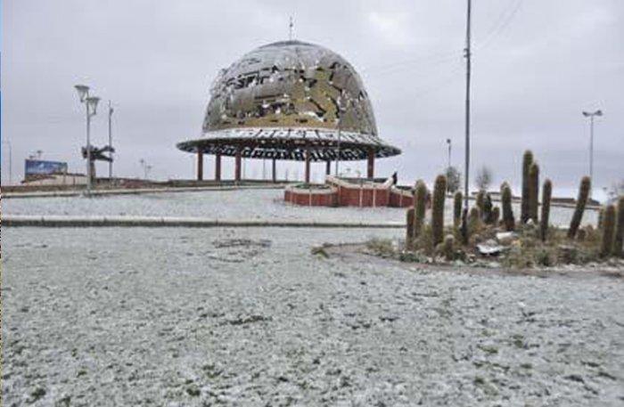 Resultado de imagen de atender emergencias por nevadas en Oruro