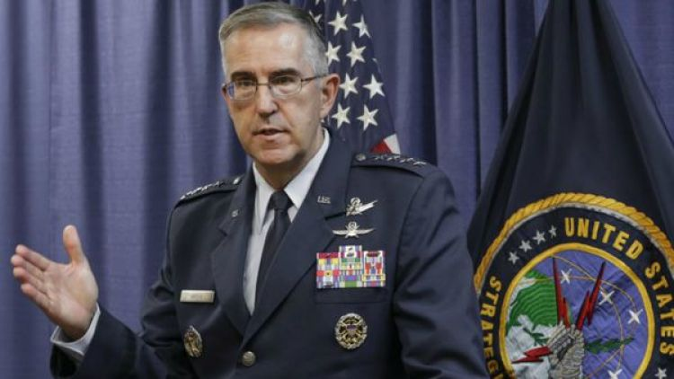General John Hyten. (AP)