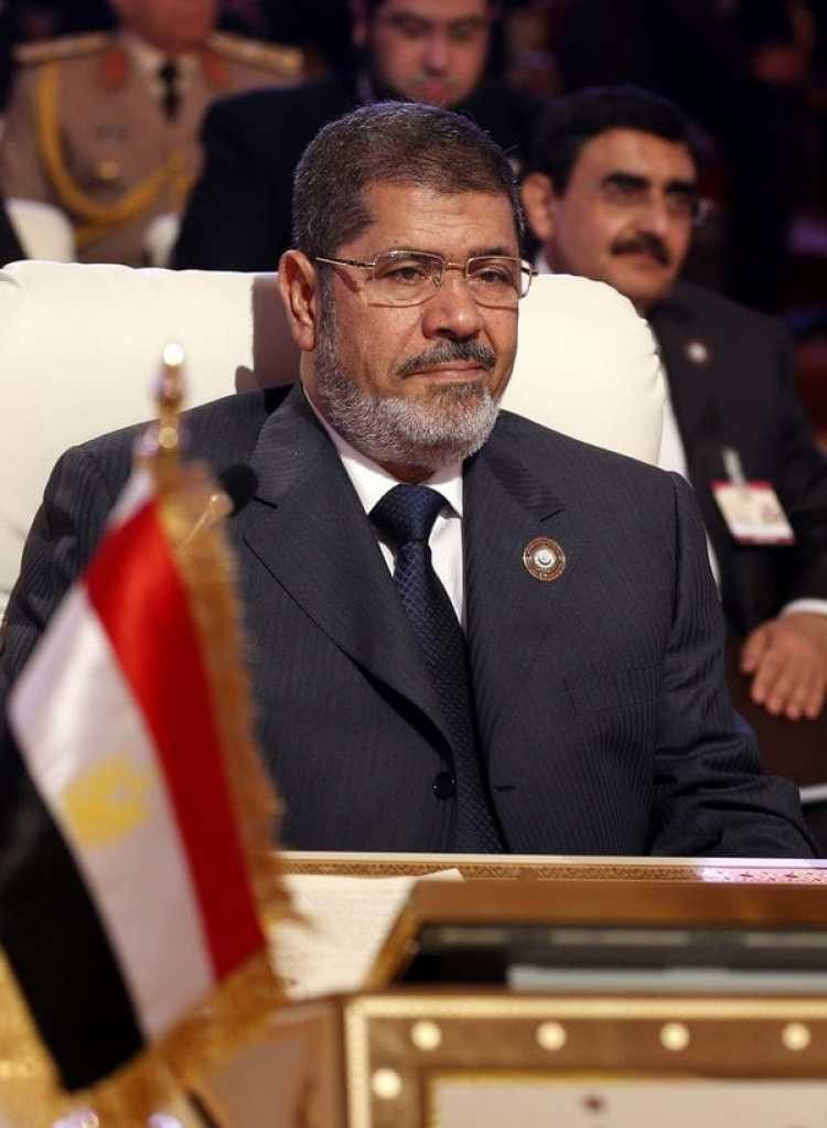 Mohamed Mursi (AFP)