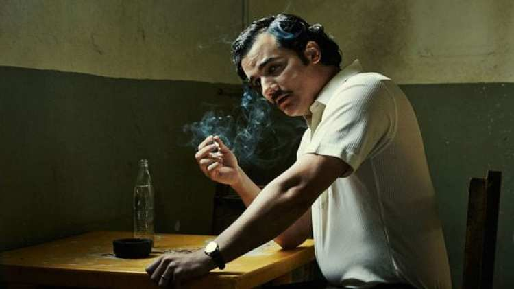 Wagner Moura personifica a Pablo Escobar en Narcos