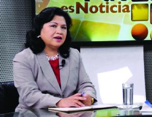Renuncia la Viceministra de Relaciones Exteriores