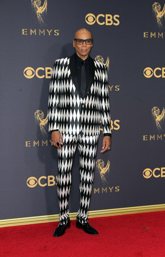 69th Primetime Emmy Awards – Arrivals – Los Angeles, California, U.S., 17/09/2017 - RuPaul. REUTERS/Mike Blake