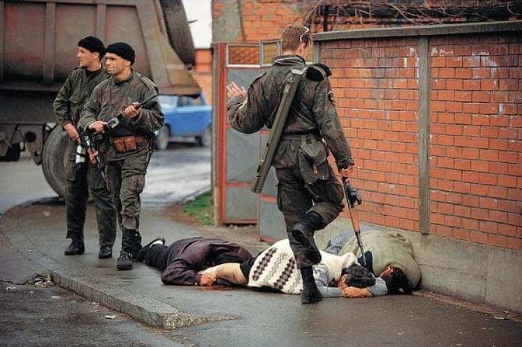 Una de las imágenes más representativas de la guerra