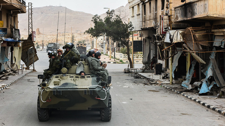 Un ataque terrorista en Siria se cobra la vida de tres militares rusos