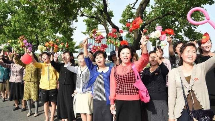 El pueblo norcoreano recibe ayuda humanitaria regular desde Corea del Sur y otros países para paliar las duras condiciones de vida en el país (Reuters)