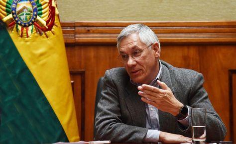 El agente de Bolivia ante laCorte Internacional de Justicia (CIJ), EduardoRodríguez Veltzé. Foto: Archivo
