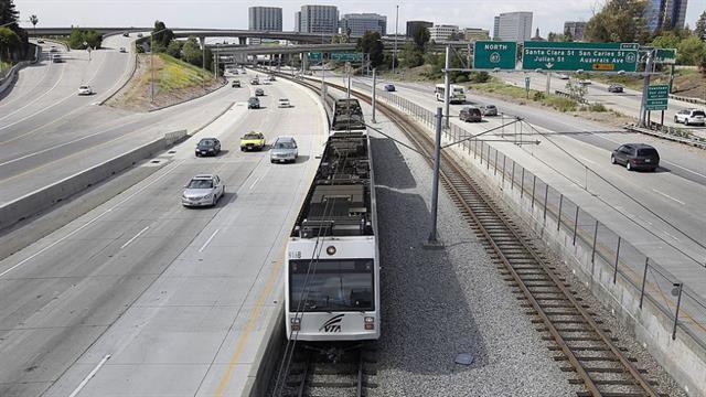 La estación de trenes de San José es un punto central del proyecto de Google