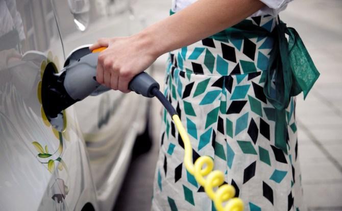 China exige a los fabricantes un 10% de automóviles eléctricos