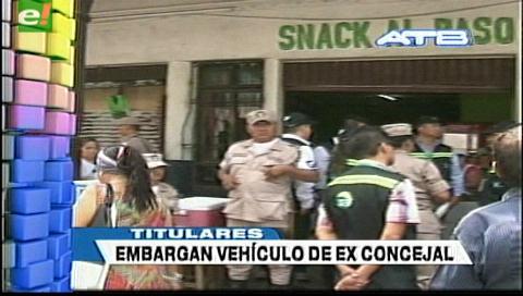 Video titulares de noticias de TV – Bolivia, mediodía del jueves 28 de septiembre de 2017