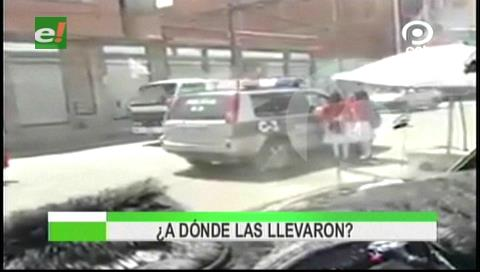 Menores suben a un vehículo patrullero: Policía asegura que mal interpretaron las imágenes