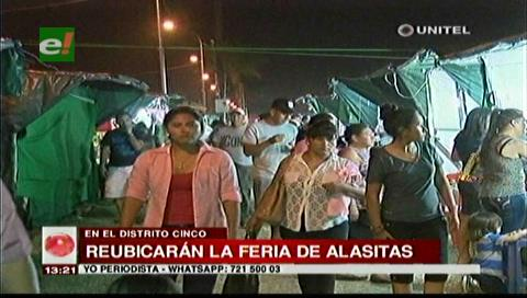La Feria de Alasitas ya no se instalará en la av. Sudamericana