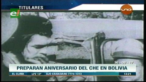 Video titulares de noticias de TV – Bolivia, mediodía del sábado 30 de septiembre de 2017